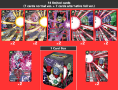 Dragon Ball Super Tcg - Expansion Deck Box Set: Demon's Villains Be02