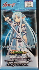 Japanese SAO Re:Edit Booster Pack