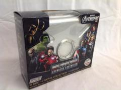 Marvel Cinematic Universe Phase One Avengers Assembled Blu-Ray Discs