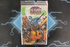 Zen Video Warrior #1 Summer Special