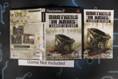 Brothers in Arms: Earned in Blood - Case