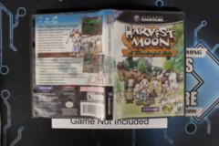 Harvest Moon: A Wonderful Life - Case