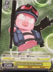 Armed to the Teeth, Haruyuki - Ardor Maiden – AW/S43-E0055 RR21 C