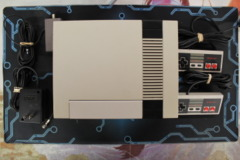 Nintendo Entertainment System Front Loader