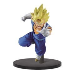 Banpresto - Dragon Ball Super: Super Saiyan Vegito Figure