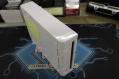 Wii White Console Only Non GameCube Compatable