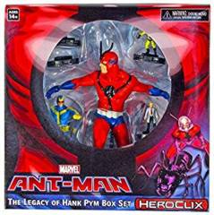 Ant-man: The Legacy of Hank Pym Box Set