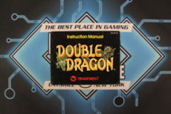 Double Dragon Manual