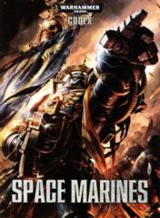 Warhammer 40k: Space Marines Codex 6th Edition
