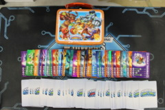 Skylanders Giants Tin Lunchbox with 100+ Assorted Cards (Various Sets)
