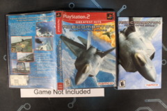 Ace Combat 04: Shattered Skies (Greatest Hits) - Case