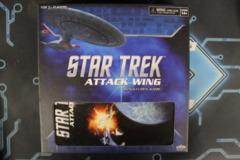Attack Wing: Star Trek - Starter Set (Used)