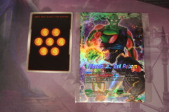 DBS TCG Colossal Warfare Oversized Jumbo Buy a Box Leader, Piccolo JR.