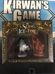 A Song of Ice & Fire Captains Promo Set