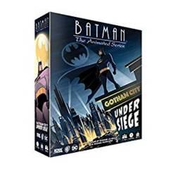 Batman: The Animated Series - Gothem City Under Siege
