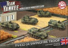 FV432 or Swingfire Troop (Plastic) TBBX02