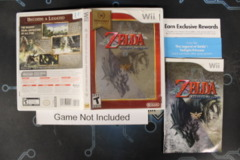 The Legend of Zelda: Twilight Princess (Ninteno Selects) - Case