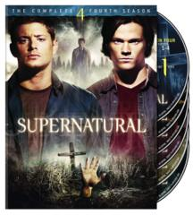 Supernatural (2005): The Complete 4th Season
