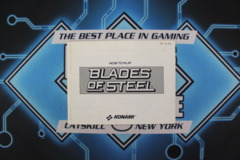 Blades of Steel Manual