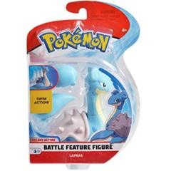Pokemon Battle Feature Figure Lapras