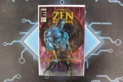 Zen Intergalactic Ninja #0B Chromium Edition