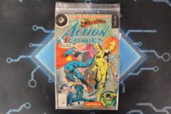 Superman's Action Comics #488