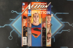 Action Comics #43a (2011, 2nd Series)