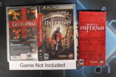 Dante's Inferno - Case