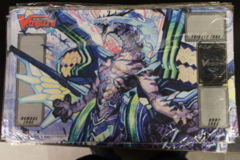 Aqua Force Blue Storm Dragon CFV playmat