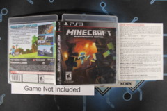 Minecraft: Playstation 3 Edition - Case