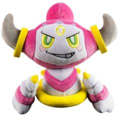 Hoopa Confined TOMY plush