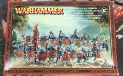 Warhammer Age of Sigmar Lizardmen Saurus Warriors - Opened (No UPC)