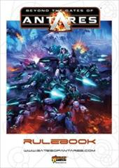 Beyond the Gates of Antares: Rulebook - Paperback