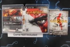 God of War III - Case