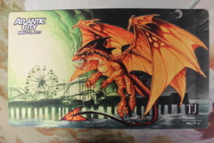 Atlantic City May 8-10, 2015 Christopher Rush Playmat