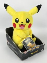 Pikachu TOMY plush - Trainer's Choice Series 3
