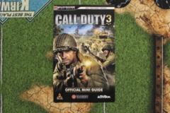 Call of Duty 3 Bradygames Official Mini Guide