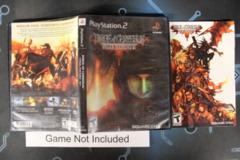 Dirge of Cerberus: Final Fantasy VII - Case
