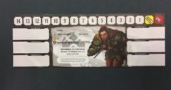 Dragonfire: Male Wood Elf Ranger Promo Charecter Sheet