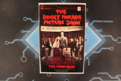 The Rocky Horror Picture Show The Comic Book #1A