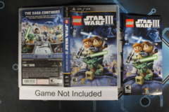 Lego Star Wars III: The Clone Wars - Case