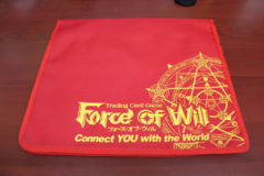 Force of Will - Red - 2 Pocket Messenger Bag