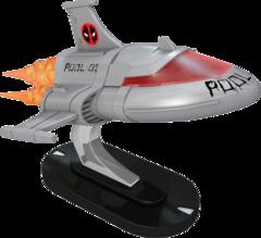 Deadpool's Merc Ship M17-V001