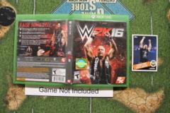 WWE 2K16 - Case