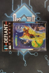 Defiant Genesis #1 Comicfest '93 Variant. Signed by David Lapham, Alan Weiss, Jan C. Childress and an unknown signature