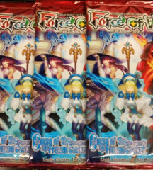 Curse of the Frozen Casket - Booster Pack x3
