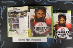 Fight Night 2004 - Case