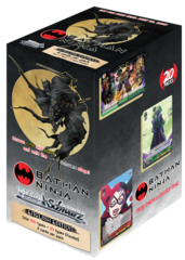 Batman Ninja C,U,CC & CR playset