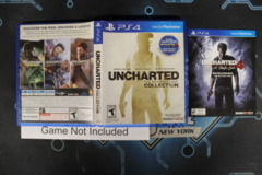 Uncharted: The Nathan Drake Collection - Case
