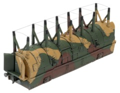 Armoured Train Assault Car (PBX10)